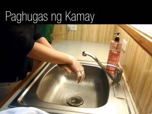 Paghugas ng Kamay