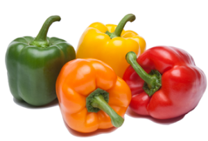 Vitamin C sa Bell Peppers